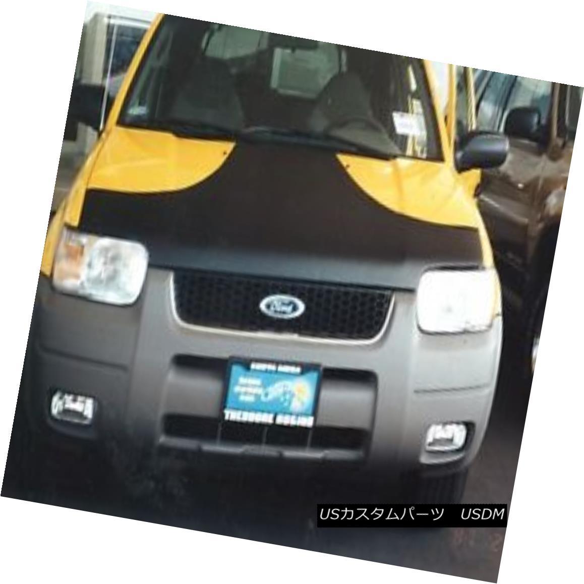 フルブラ ノーズブラ Colgan T-Style Hood Bra Mask Fits Ford Escape 2001-2007 コルガンT-スタイルのフードブラのマスクは、フォードの脱出2001-2007に合う