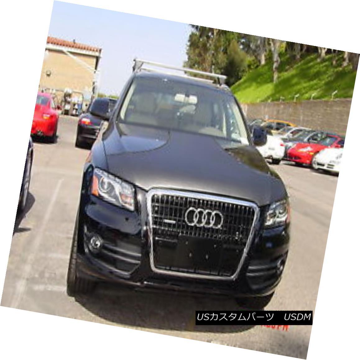 Q5 Colgan Q5 ノーズブラ 2009-2012に適合 フルブラ Bra Hood Fits Mask コルガンT-スタイルフードブラ、マスクはAudi 2009-2012 T-Style Audi