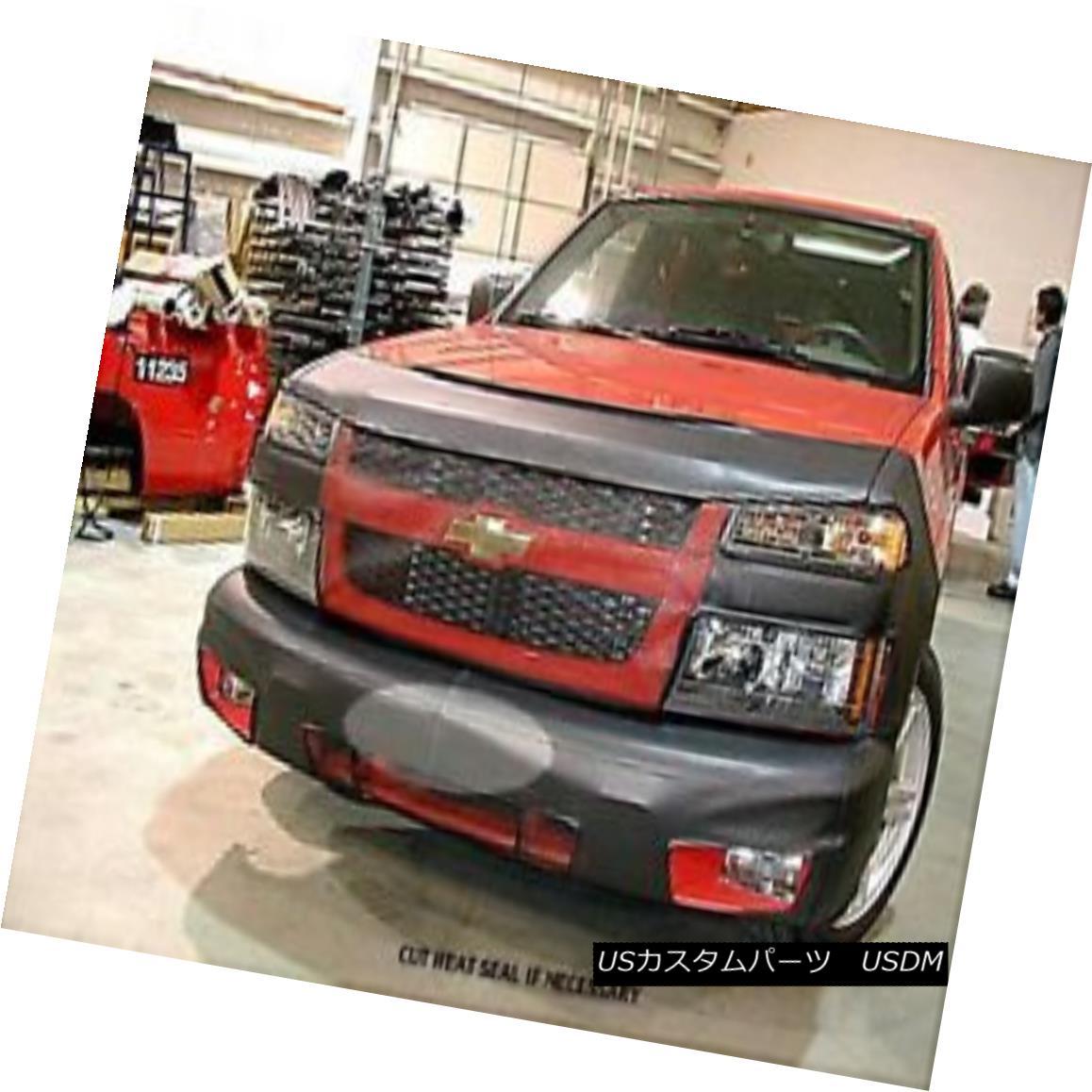 フルブラ ノーズブラ Lebra Front End Mask Cover Bra CHEVROLET COLORADO 2004-2010 LebraフロントエンドマスクカバーブラジャーCHEVROLET COLORADO 2004-2010