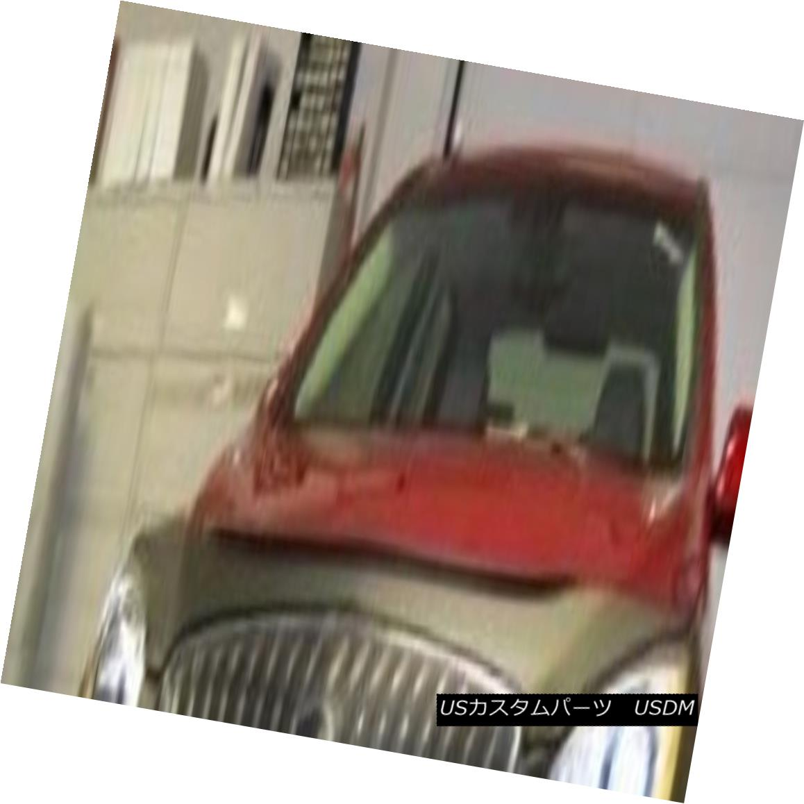 フルブラ ノーズブラ Lebra Hood Protector Mini Mask Bra Fits Buick Verano 2012-2017 LebraフードプロテクターミニマスクブラはBuick Verano 2012-2017に合う