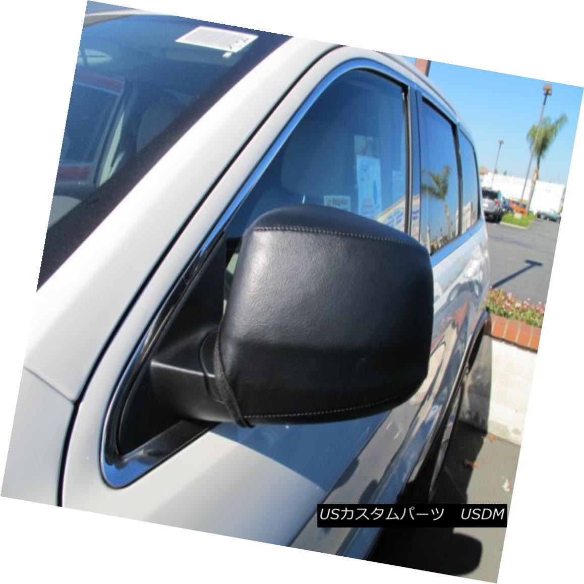フルブラ ノーズブラ Colgan Car Mirror Covers Bra Protector Black Fits 2011-12 DURANGO EXPRESS, CREW, コルガン車のミラーカバーは、2011年12月にブラジャープロテクターブラックフィットDURANGO EXPRESS、CREW、