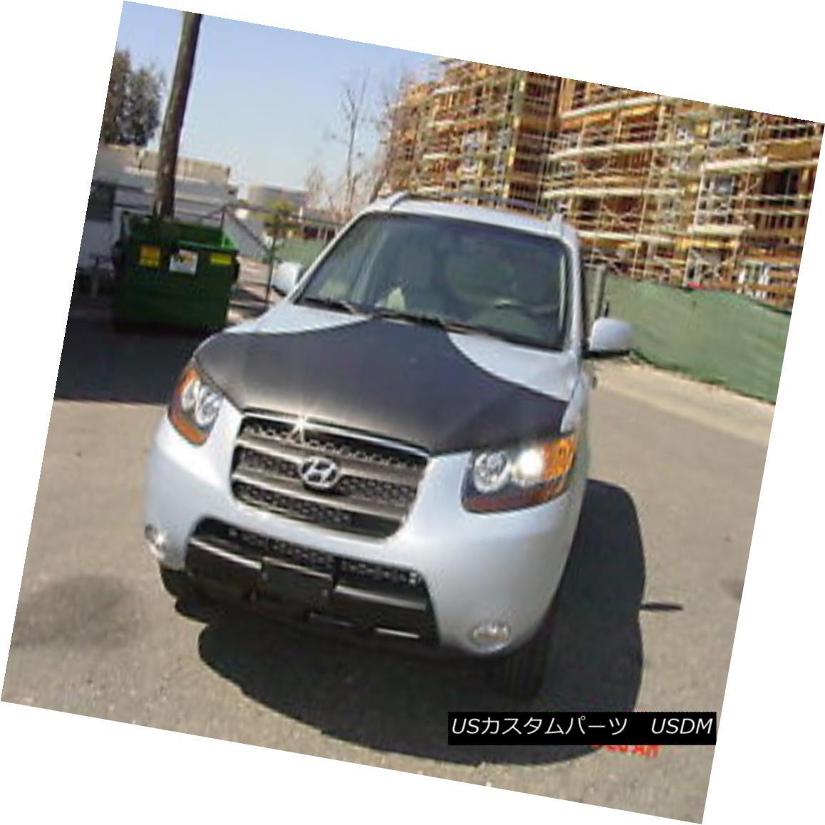 フルブラ ノーズブラ Colgan T-Style Hood Bra Mask Fits Hyundai Santa Fe 2007-2009 現代サンタフェ2007-2009にフィットするコルガンT型フードブラジャーマスク