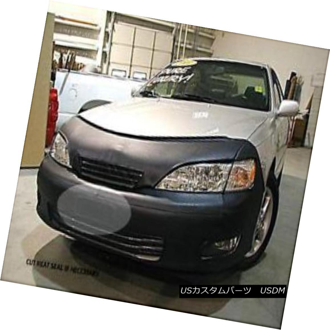 フルブラ ノーズブラ Lebra Front End Mask Cover Bra Fits LEXUS ES300 2000-2001 00 01 LebraフロントエンドマスクカバーブラはLEXUS ES300に適合2000-2001 00 01