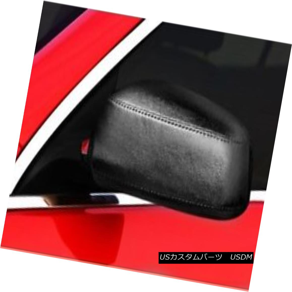 Colgan Car Mirror Covers Bra Black Fits 2009-2011 Porsche 911