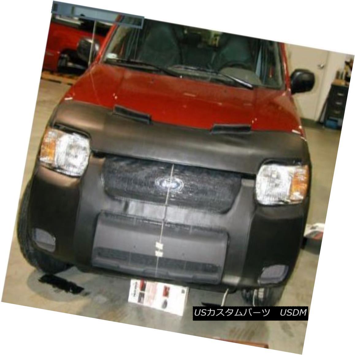 フルブラ ノーズブラ Lebra Front End Mask Bra Fits 2001 2002 2003 2004 Ford Escape w/o Flares Lebraフロントエンドマスクブラフィット2001 2002 2003 2004 Ford Escape with Flares