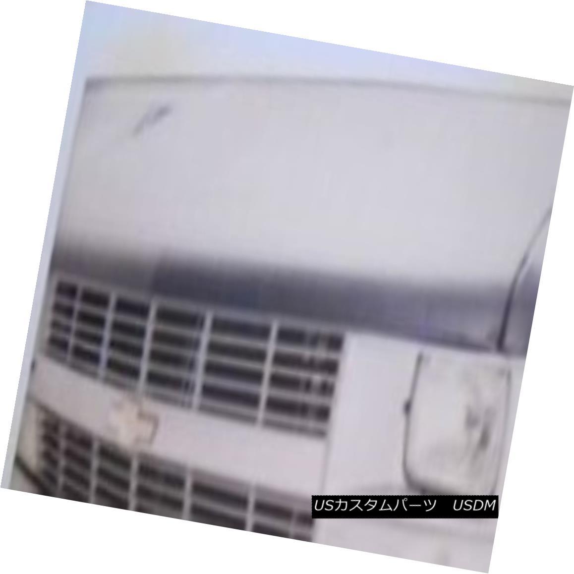 フルブラ ノーズブラ Lebra Hood Protector Mini Mask Bra Fits 1995-2005 Chevy Astro Lebraフードプロテクターミニマスクブラは1995年から2005年に合うChevy Astro