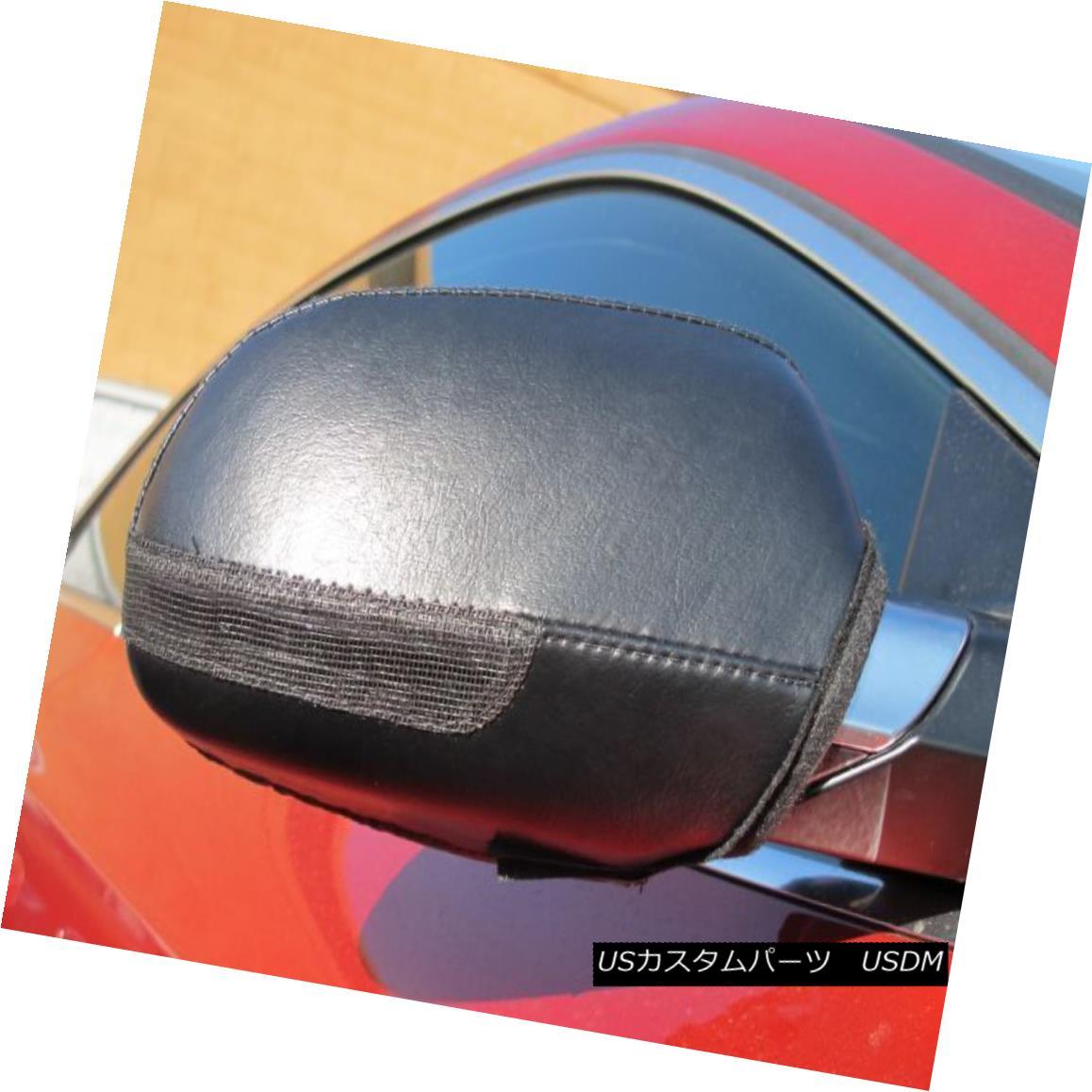 フルブラ ノーズブラ Colgan Car Mirror Covers Bra Protector Black Fits 2013-14 AUDI A5, S5 Coupe&Conv コルガン車用ミラーカバーブラプロテクターブラック2013-14 AUDI A5、S5クーペ&コンバット