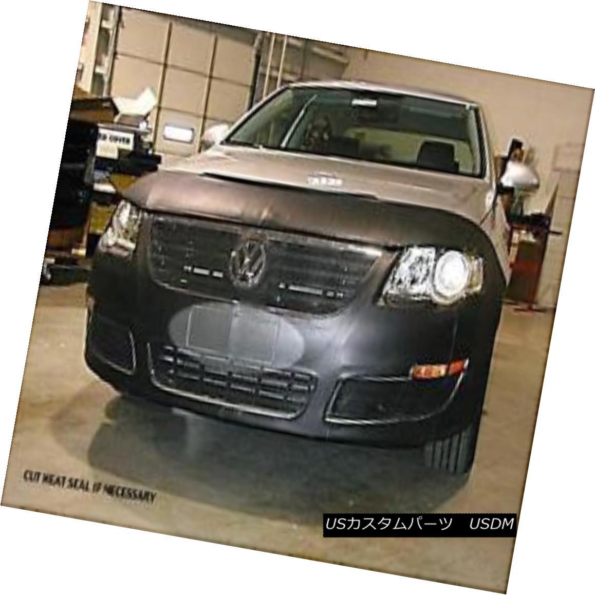 フルブラ ノーズブラ Lebra Front End Mask Cover Bra Fits VW PASSAT 2006 - 2010 LebraフロントエンドマスクカバーブラはVW PASSAT 2006 - 2010に適合