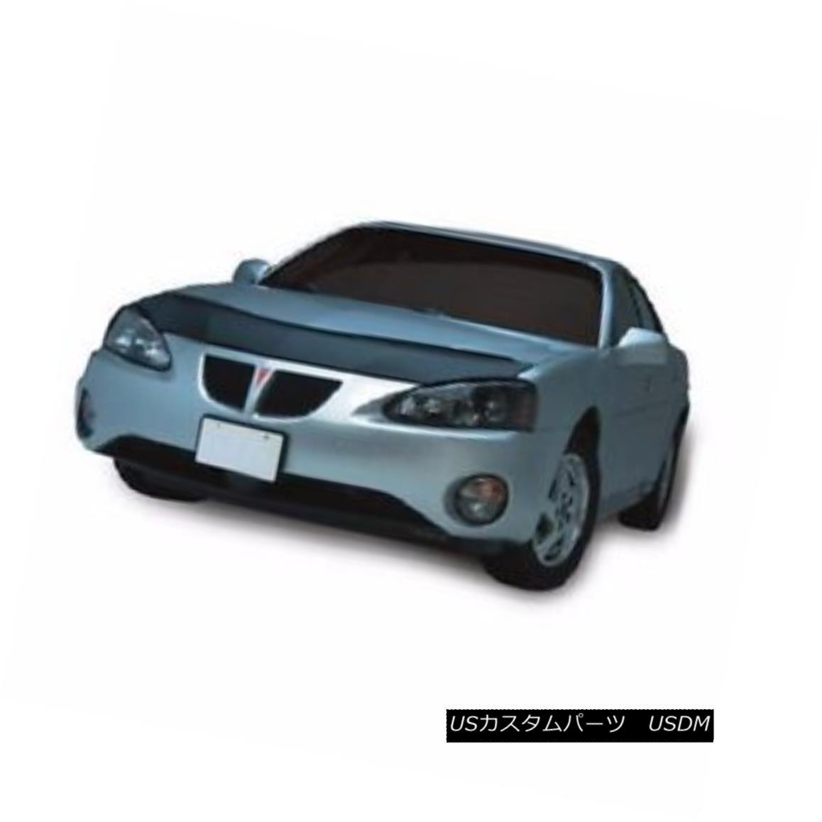 フルブラ ノーズブラ Lebra Hood Protector Mini Mask Bra Fits 2014-2017 Mazda 6 Lebraフードプロテクターミニマスクブラフィット2014-2017マツダ6