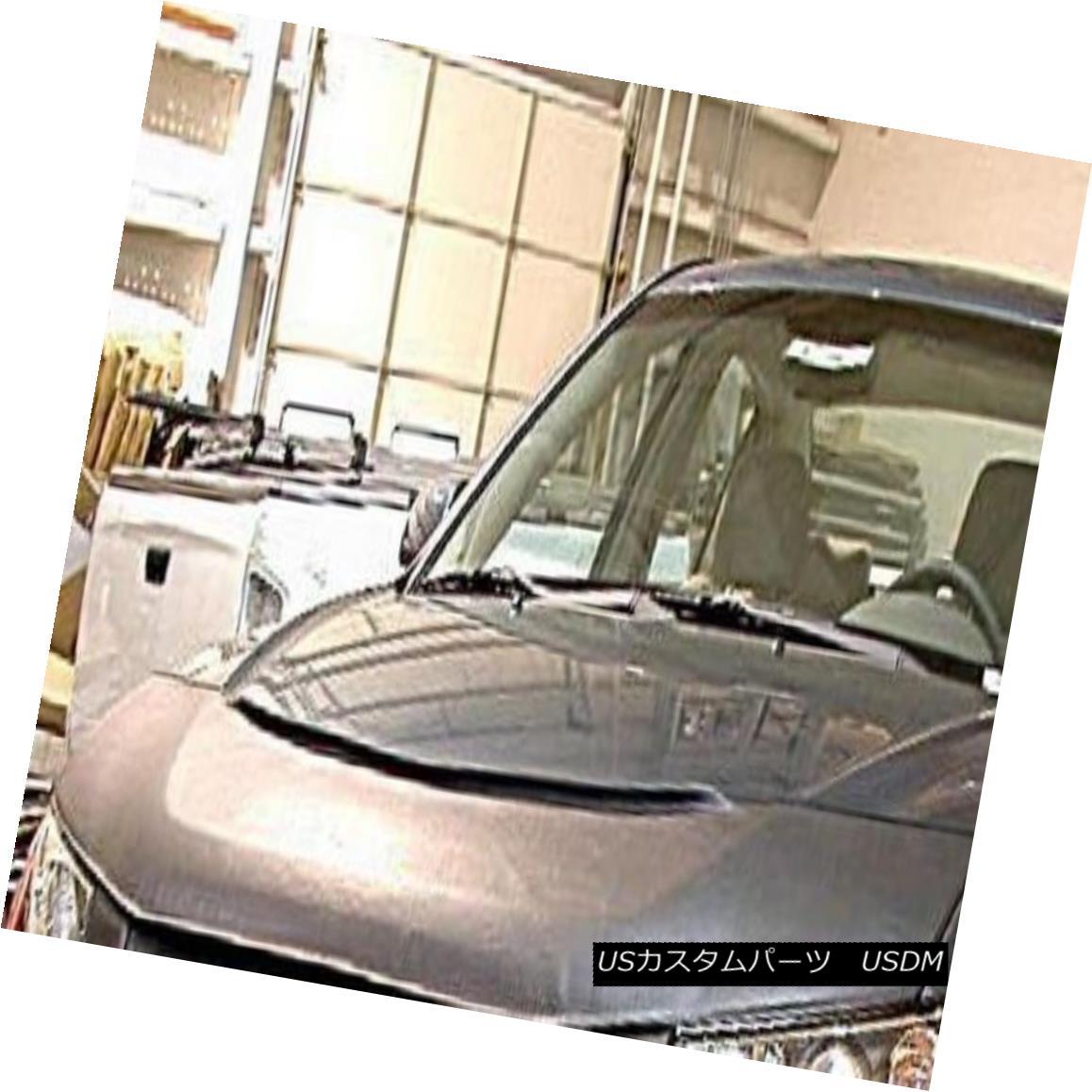 フルブラ ノーズブラ Lebra Hood Protector Mini Mask Bra Fits 2006-2008 Hyundai Sonata Lebraフードプロテクターミニマスクブラは2006-2008現代ソナタフィット