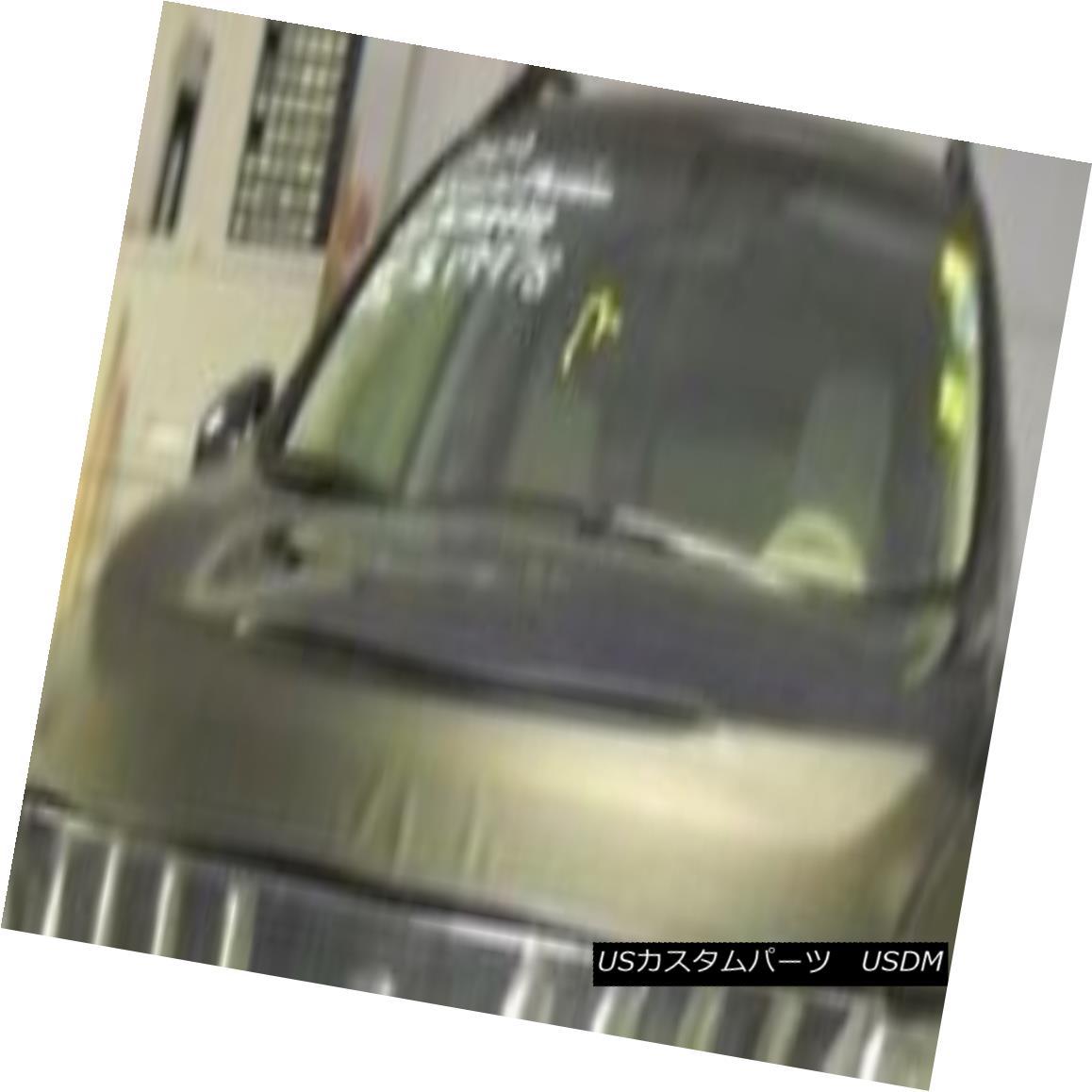 フルブラ ノーズブラ Lebra Hood Protector Mini Mask Bra Fits Nissan Murano 2009-2014 LebraフードプロテクターミニマスクブラはNissan Murano 2009-2014に合っています