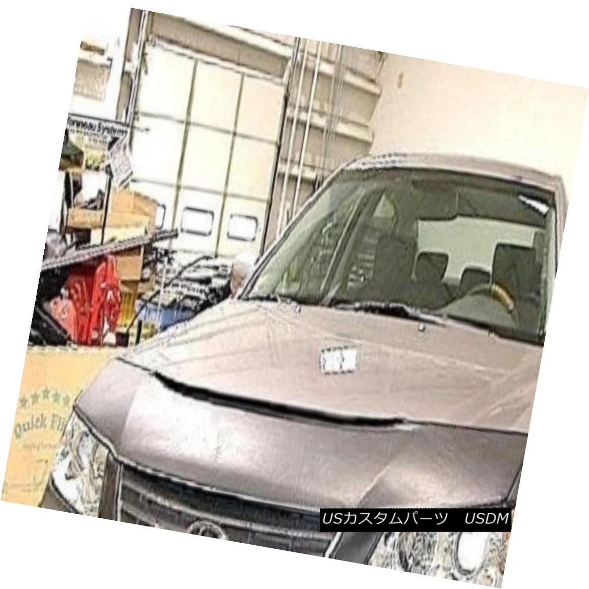 フルブラ ノーズブラ Lebra Hood Protector Mini Mask Bra Fits 2012 2013 2014 12 13 14 Hyundai Azera Lebraフードプロテクターミニマスクブラフィット2012 2013 2014 12 13 14 Hyundai Azera