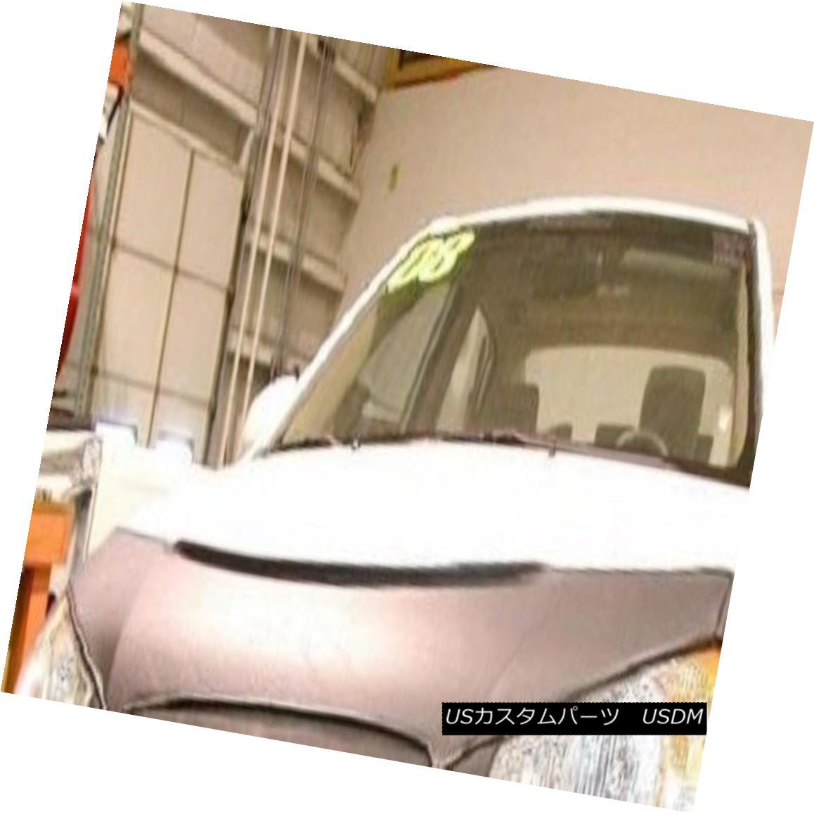 フルブラ ノーズブラ Lebra Hood Protector Mini Mask Bra Fits 2007-2010 Hyundai Elantra Lebraフードプロテクターミニマスクブラは2007-2010年に適合Hyundai Elantra