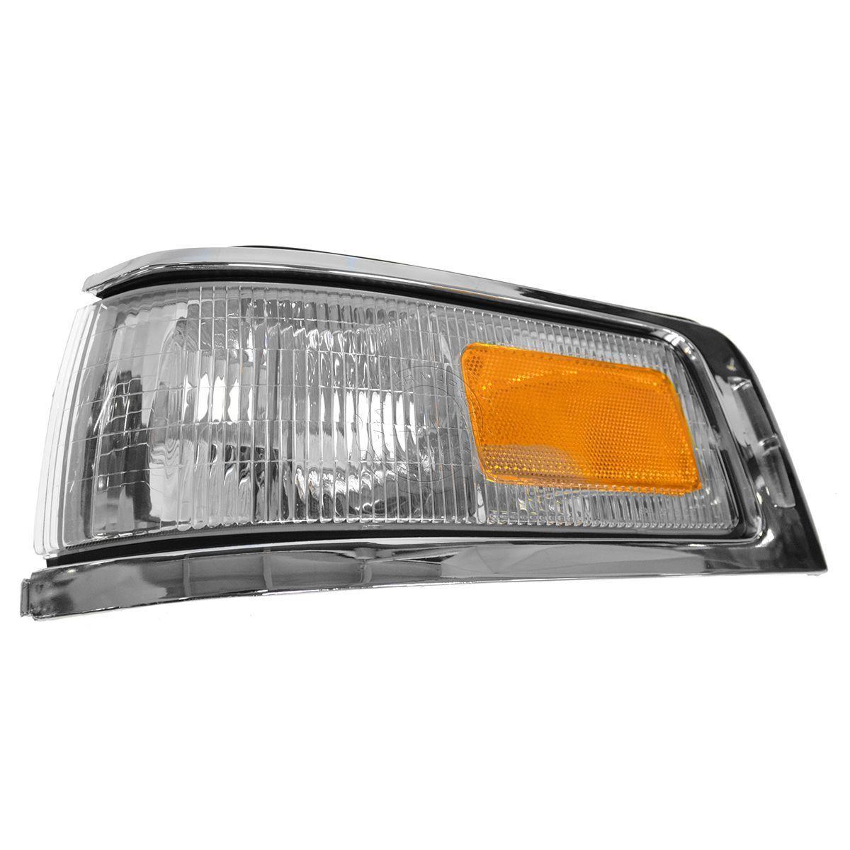 コーナーライト Corner Parking Signal Marker Blinker Light Left LH Driver for 95-97 Town Car 95-97のタウンカー用コーナーパーキングシグナルマーカーブリンカライトLHドライバ