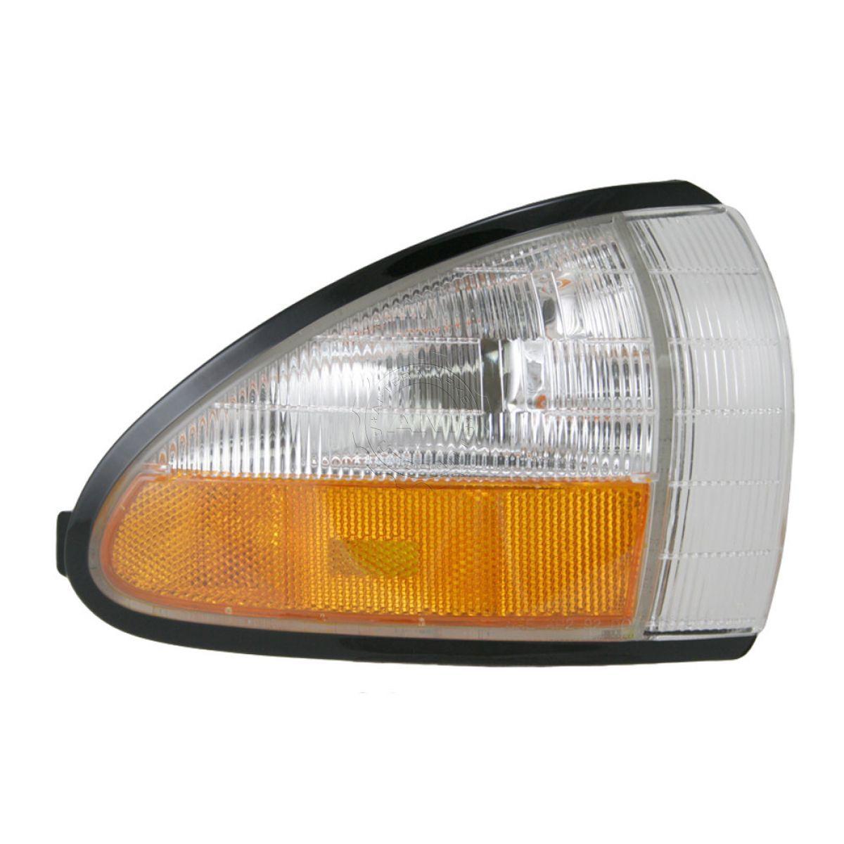 コーナーライト Corner Parking Light Marker Turn Right Side Passenger for 92-95 Bonneville コーナーパーキングライトマーカー92-95ボンネビルのために右サイドの旅客機を回す