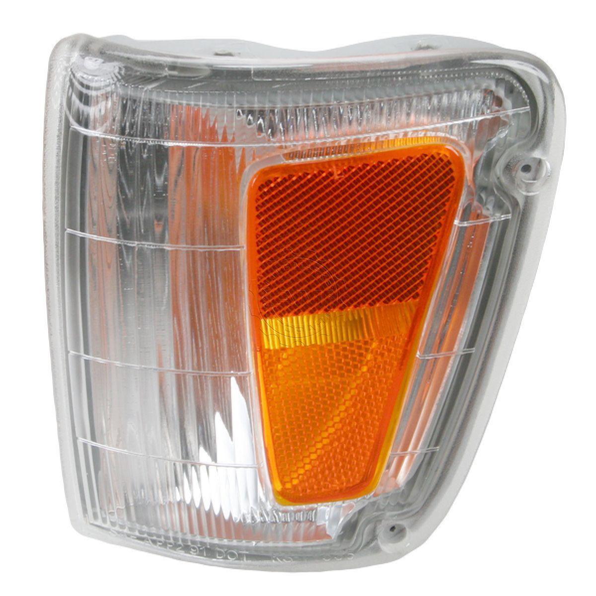 コーナーライト Side Marker Parking Light Left for Toyota T100 93 94-98 トヨタT100 93 94-98のために残っているサイドマーカーパーキングライト