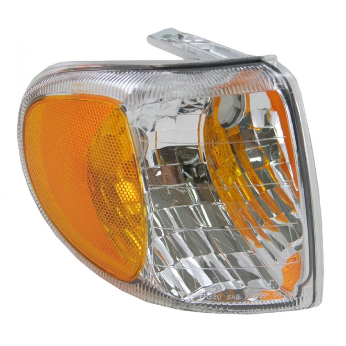 コーナーライト Side Turn Signal Marker Corner Light Passenger Right for 98-01 Mountaineer 98-01登山者用サイドターンシグナルマーカーコーナーライト