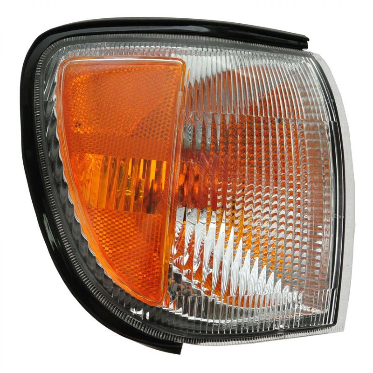 コーナーライト Corner Parking Turn Signal Light Lamp Passenger Side Right RH for Pathfinder コーナー駐車ターンシグナルライトランプ乗客側右RHパスファインダー用