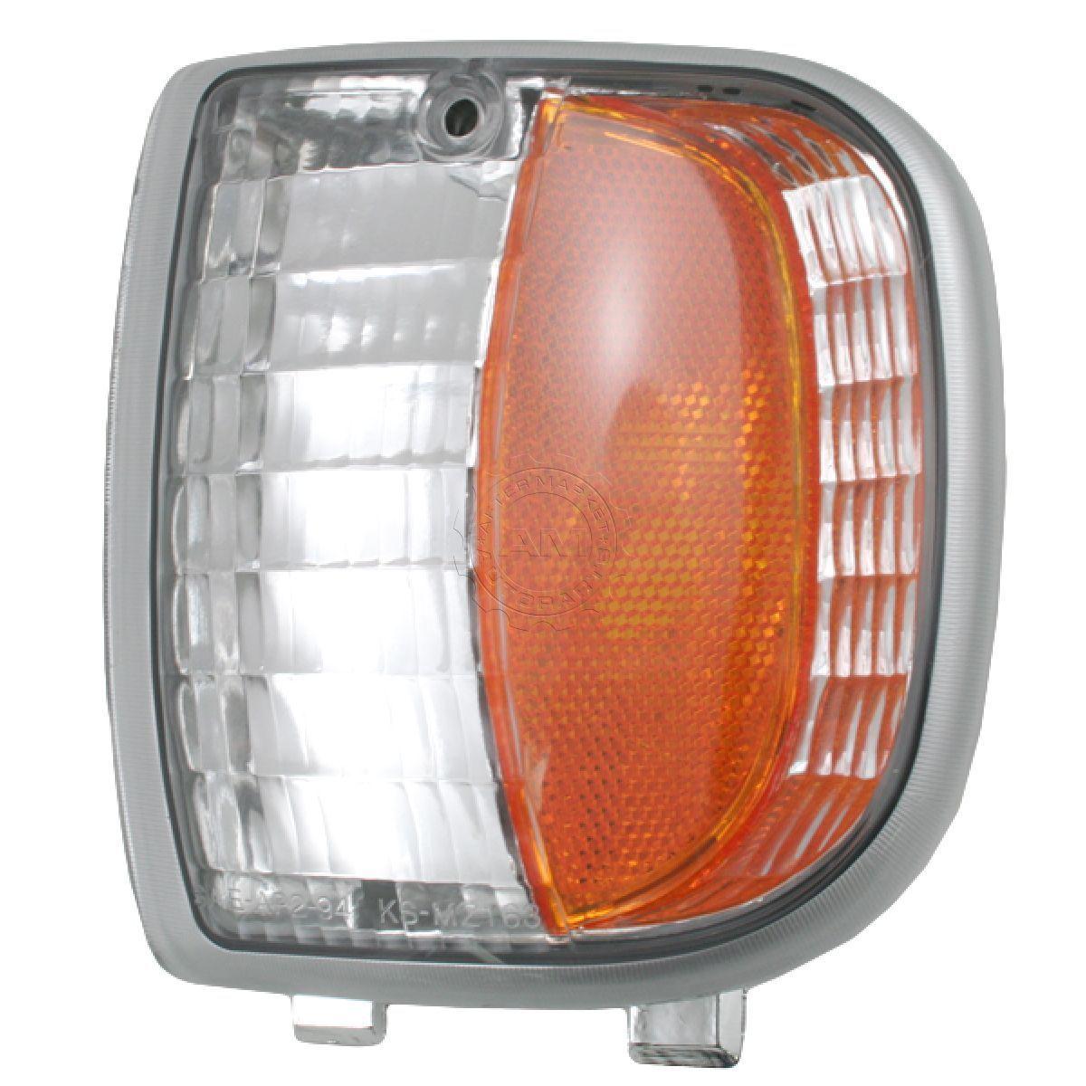 コーナーライト Side Parking Light Left for 94-97 Mazda Pickup B Series サイド駐車ライトは、94-97マツダピックアップBシリーズのために左