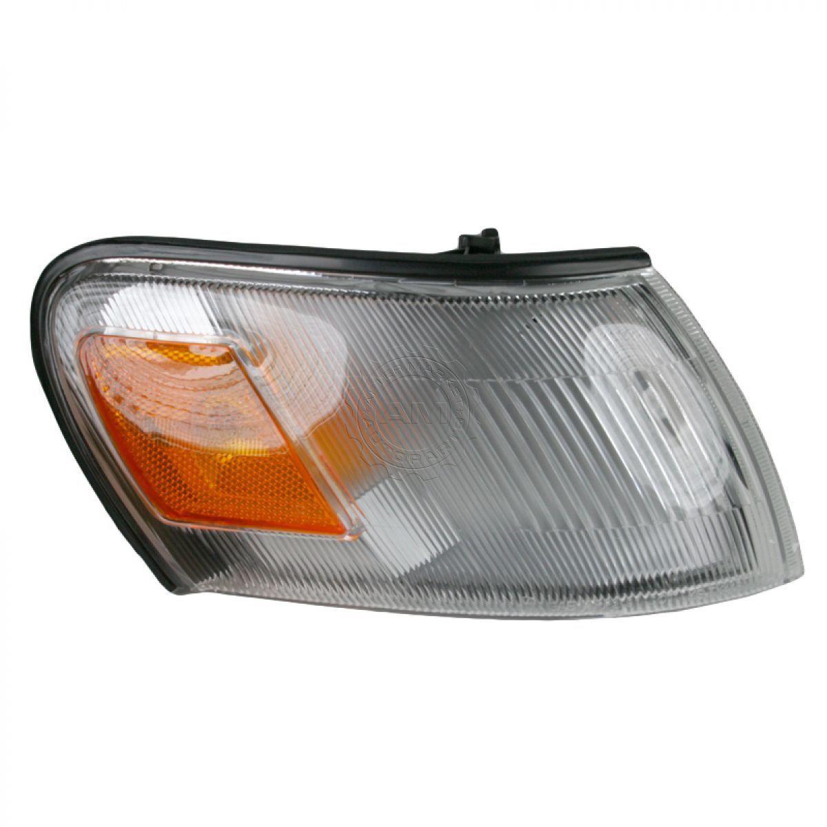 コーナーライト Corner Parking Marker Turn Signal Lamp Light RH Right Side for 93-97 Corolla コーナーパーキングマーカーターンシグナルランプライトRH右側(93-97カローラ用)