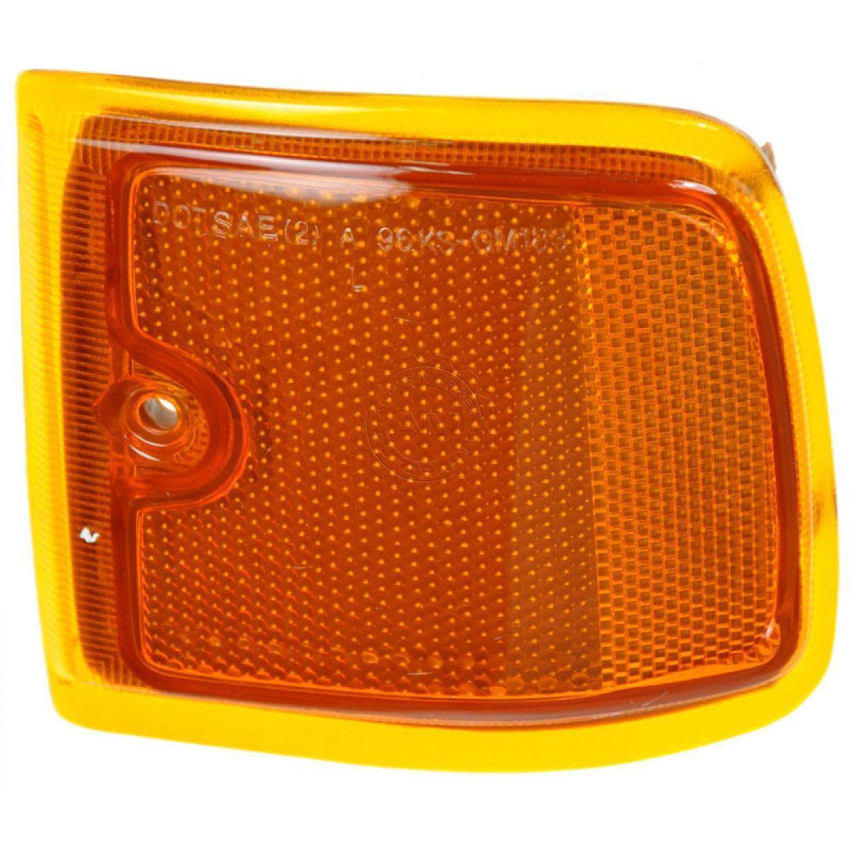 コーナーライト Parking Corner Turn Signal Light Lamp LH Left Driver Upper for Chevy Express Van パーキングコーナーターンシグナルライトランプLH左ドライバChevy Express Van用