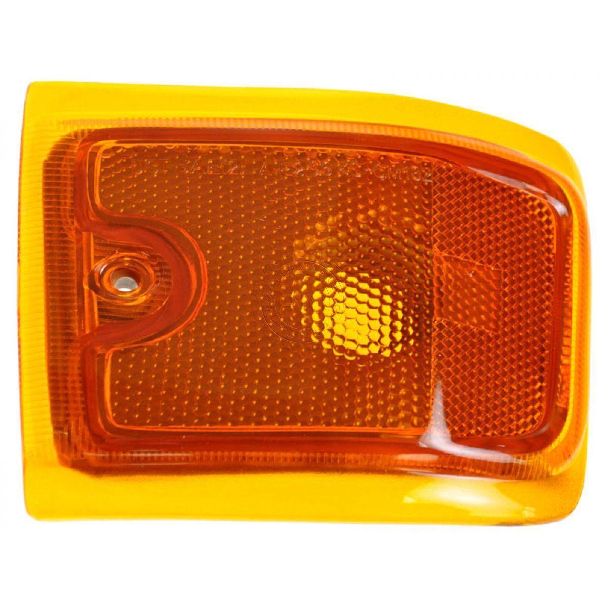 コーナーライト Parking Corner Turn Signal Light Lamp LH Left for Chevy Van パーキングコーナーターンシグナルライトランプLH Chevy Van用