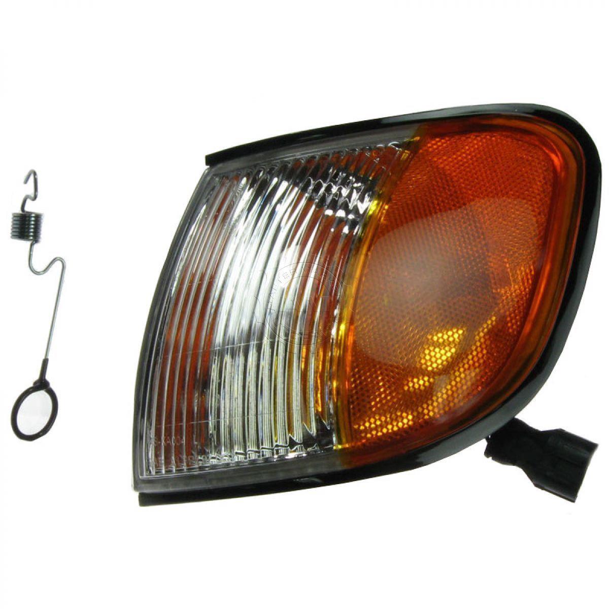 コーナーライト Turn Signal Corner Parking Marker Lamp Light Left Driver Side For 01-02 Sportage ターンシグナル・コーナー・パーキング・マーカー・ランプライト・ライト・ドライバー・サイド01-02 Sportage