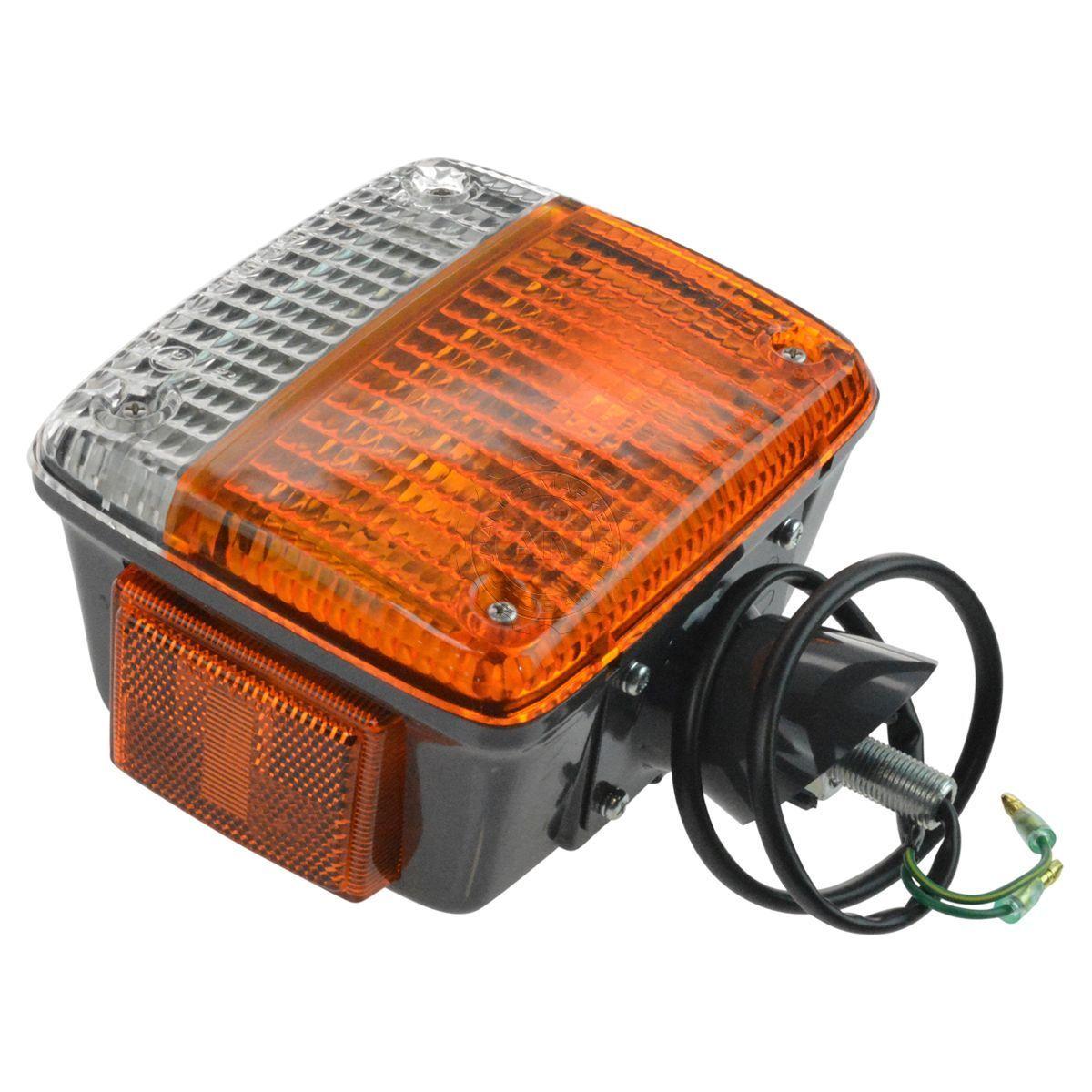 コーナーライト OEM Turn Signal Light Lamp Passenger Right RH for Toyota FJ40 Land Cruiser New トヨタFJ40ランドクルーザーのためのOEMターン信号ライトランプ乗客右RH新しい