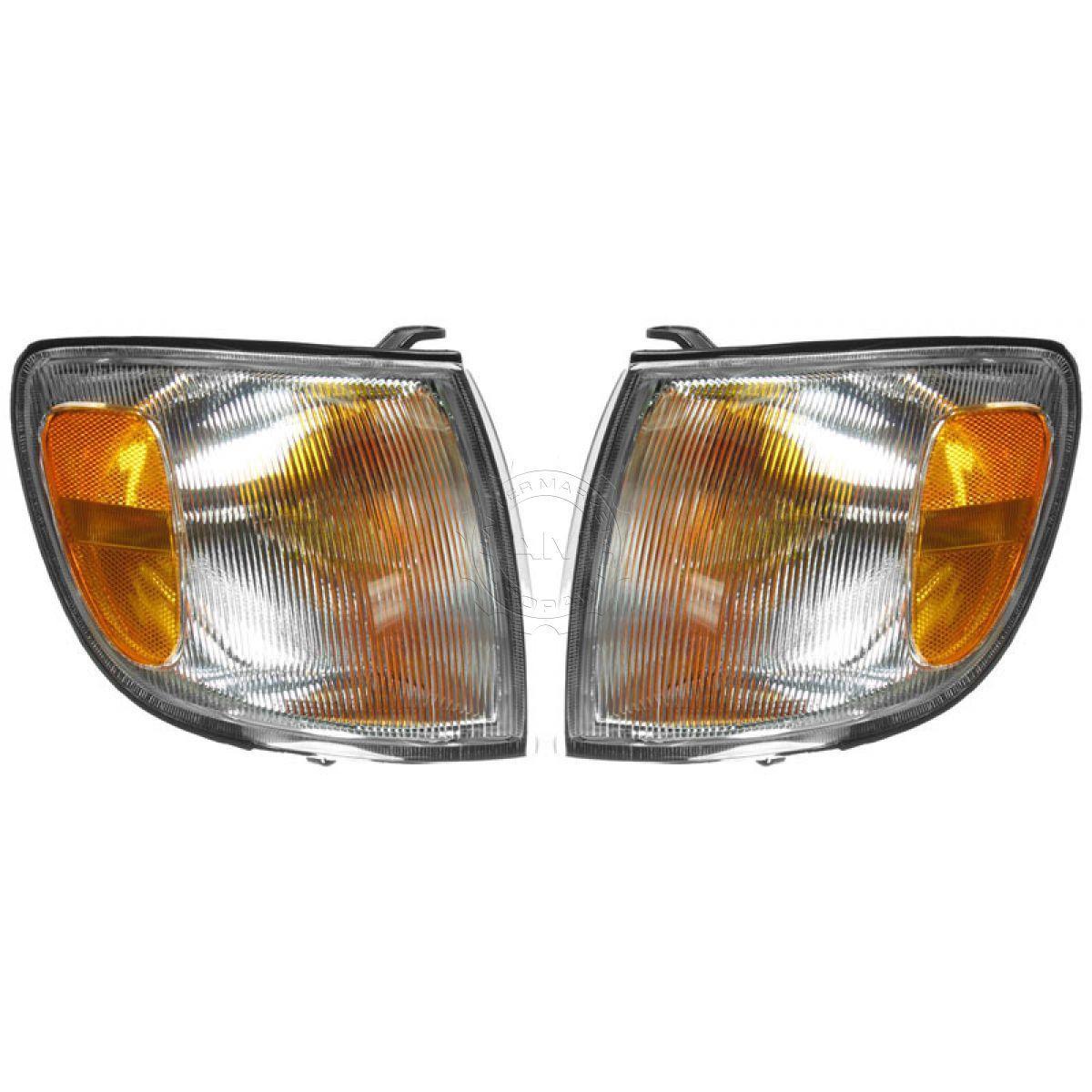 USコーナーライト Side Corner Parking Light Left & Right Set Pair for Sienna サイドコーナーパーキングライト左& シエナの右セットペア