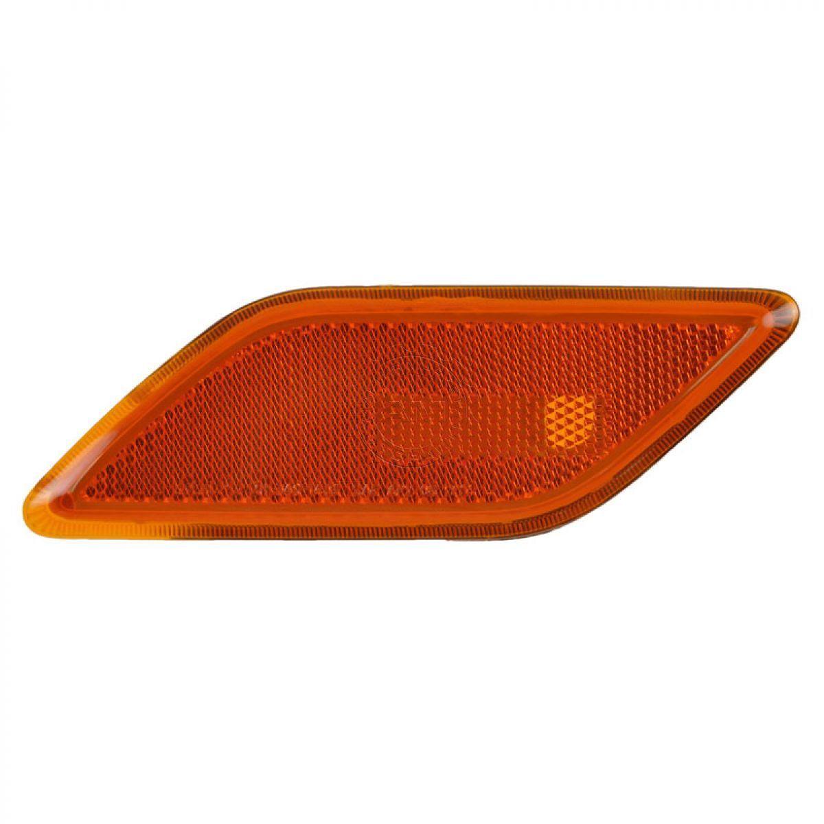 コーナーライト Front Side Marker Light Driver Side Left LH for MB E350 E550 E63 AMG 4 Door フロントサイドマーカーライトドライバサイドLH(MB E350用)E550 E63 AMG 4ドア