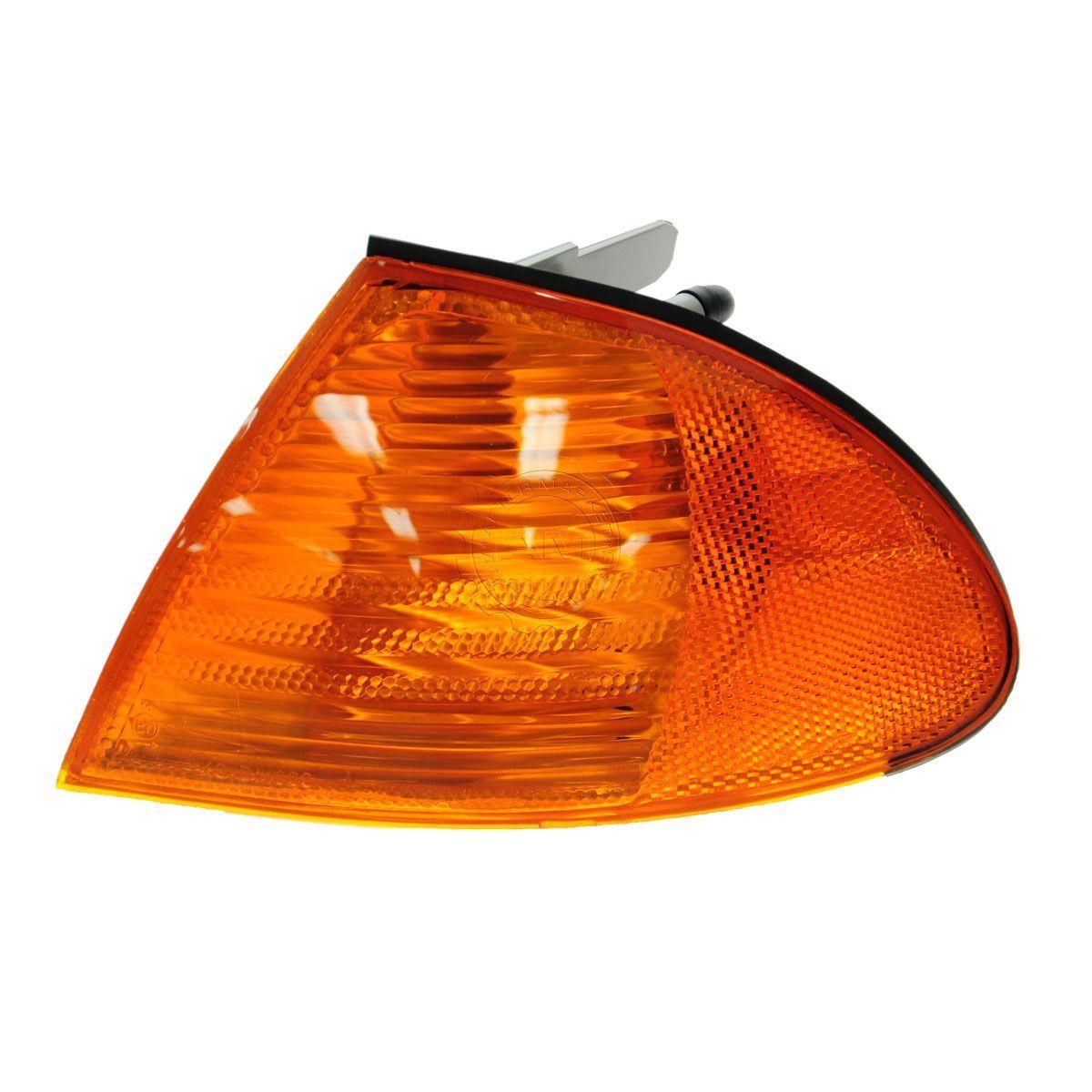 コーナーライト Corner Parking Marker Turn Signal Light Lamp Left Driver for 99-01 BMW 3 Series コーナーパーキングマーカー99-01 BMW 3シリーズ用シグナルライトランプ左ドライバ