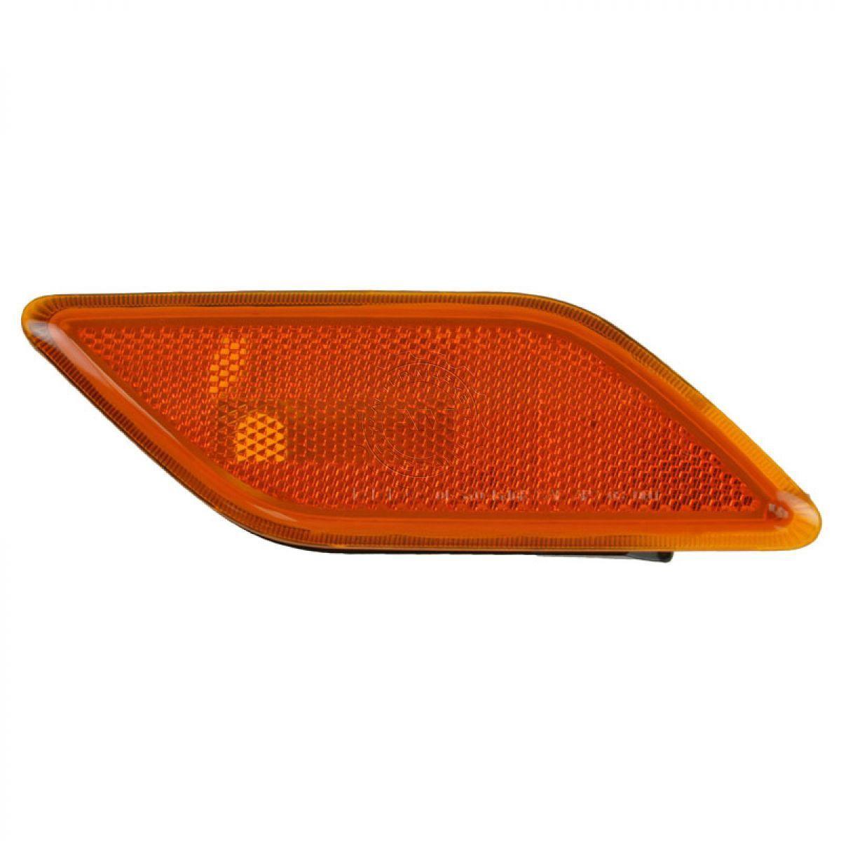 コーナーライト Front Side Marker Light Passenger Side Right RH for MB E350 E550 E63 AMG 4 Door フロントサイドマーカーライト乗客側右RH MB E350用E550 E63 AMG 4ドア用