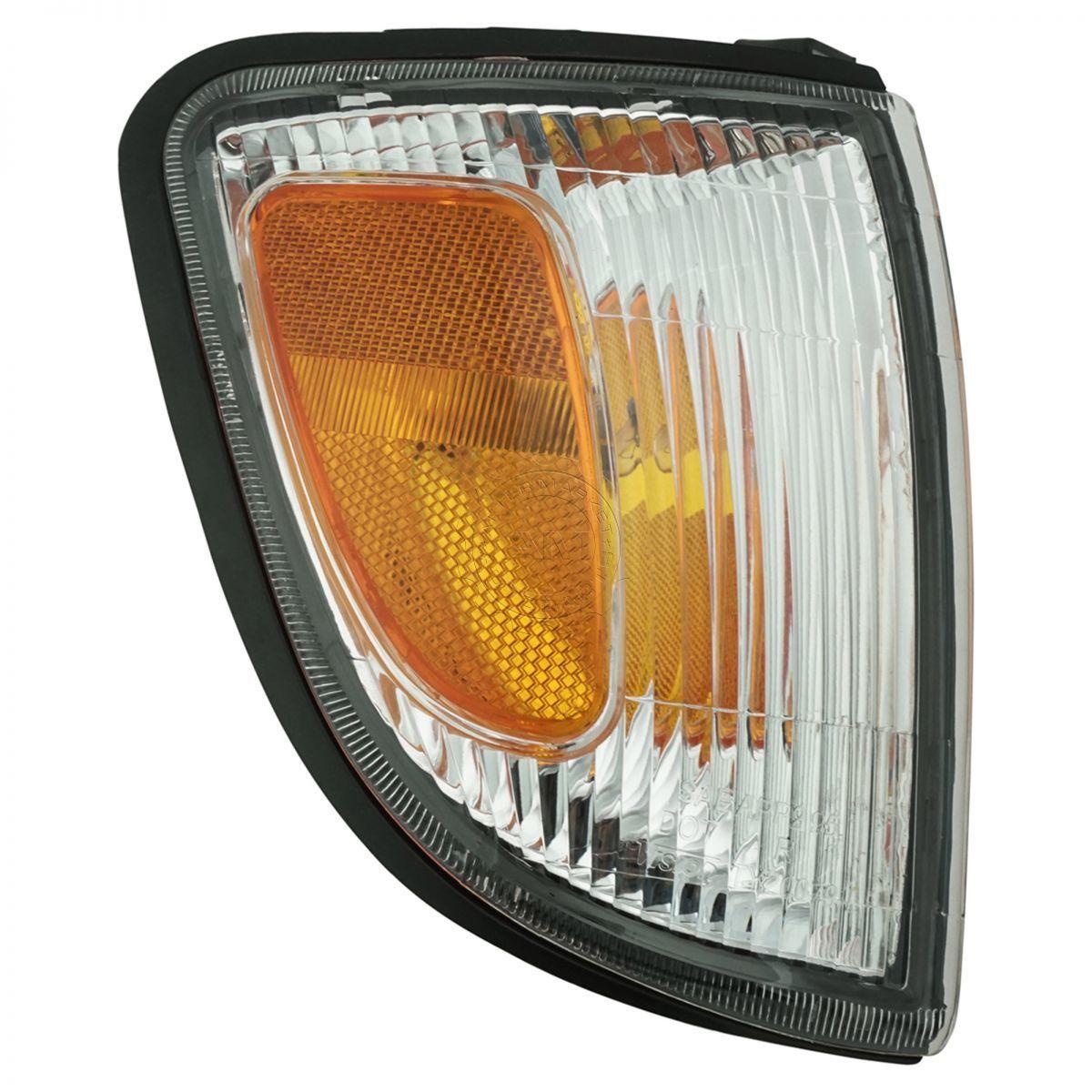 コーナーライト RH Right Corner Parking Marker Signal Directional Light for 97-00 Tacoma 2WD RH右コーナーパーキングマーカ信号方向性ライト97-00タコマ2WD用