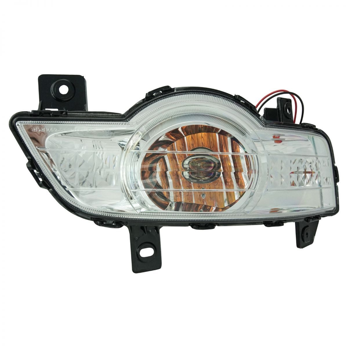 コーナーライト Front Parking Turn Signal Directional Light Lamp Right RH for 09-12 Traverse フロントパーキングターンシグナル方向ライトランプRight RH for 09-12 Traverse