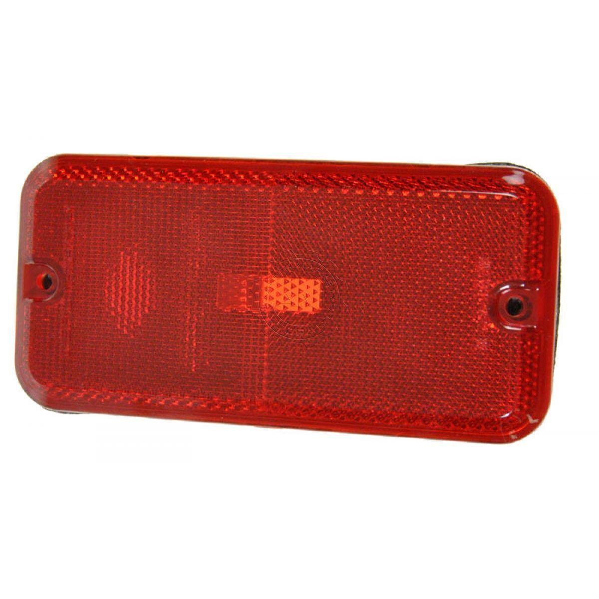 コーナーライト Rear Side Marker Parking Corner Light for Chevy GMC Van シボレーGMCバンのためのリアサイドマーカーパーキングコーナーライト