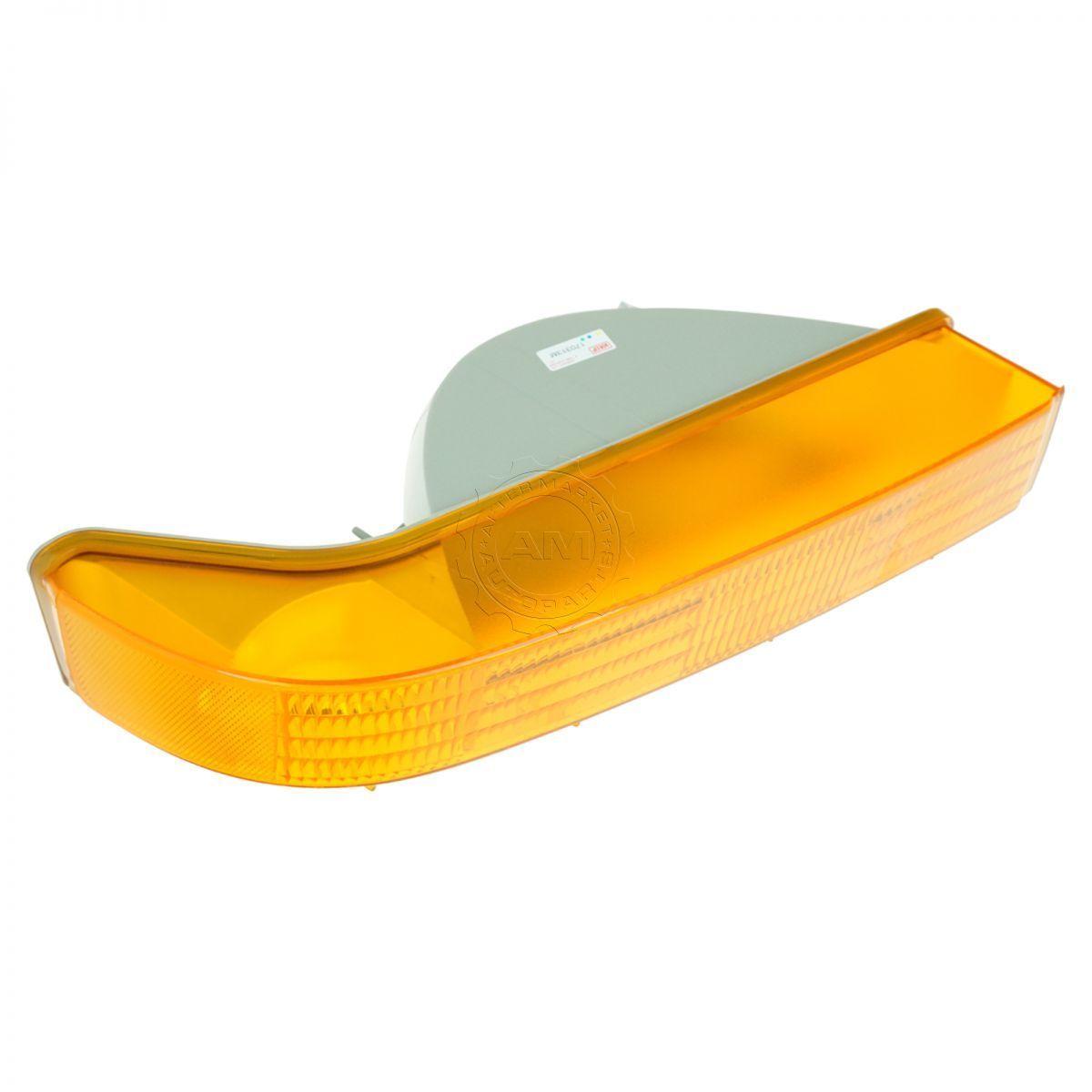 Corner Light For 93-98 Toyota T100 Driver Side Incandescent w// Bulb