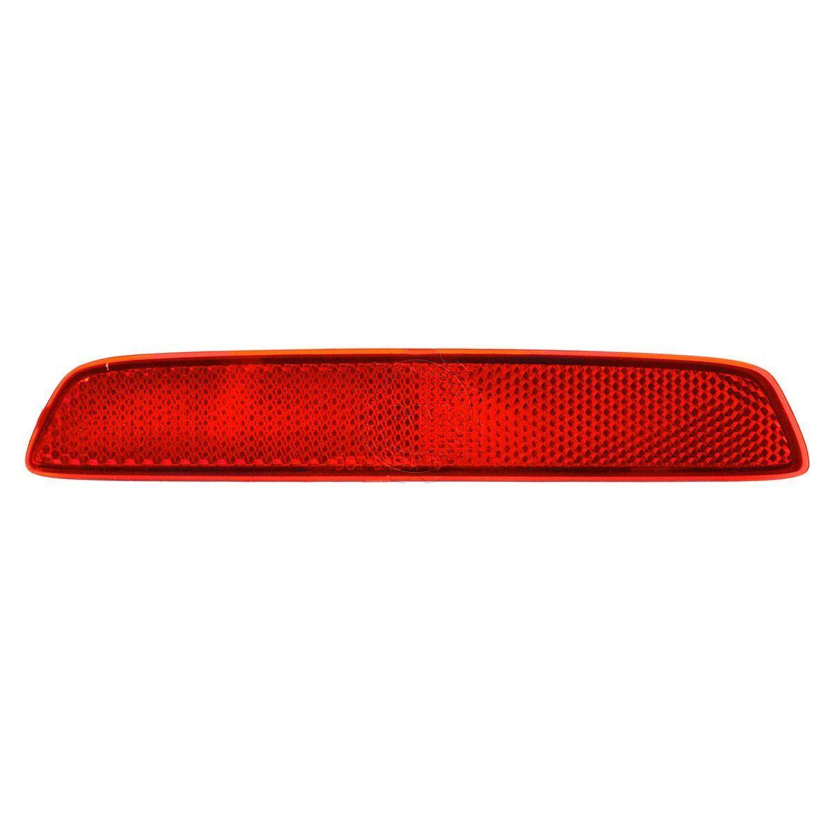 コーナーライト Side Reflector Rear Bumper Mounted Driver Left LH for 10-13 GMC Terrain サイドリフレクターリアバンパー搭載ドライバーLH 10-13 GMCテレイン用