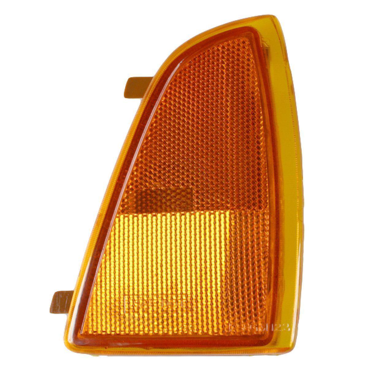 コーナーライト Side Marker Light RH Right for Chevy S10 Blazer Pickup 1995-1997 Chevy S10 Blazer Pickup 1995-1997用のサイドマーカーライトRH