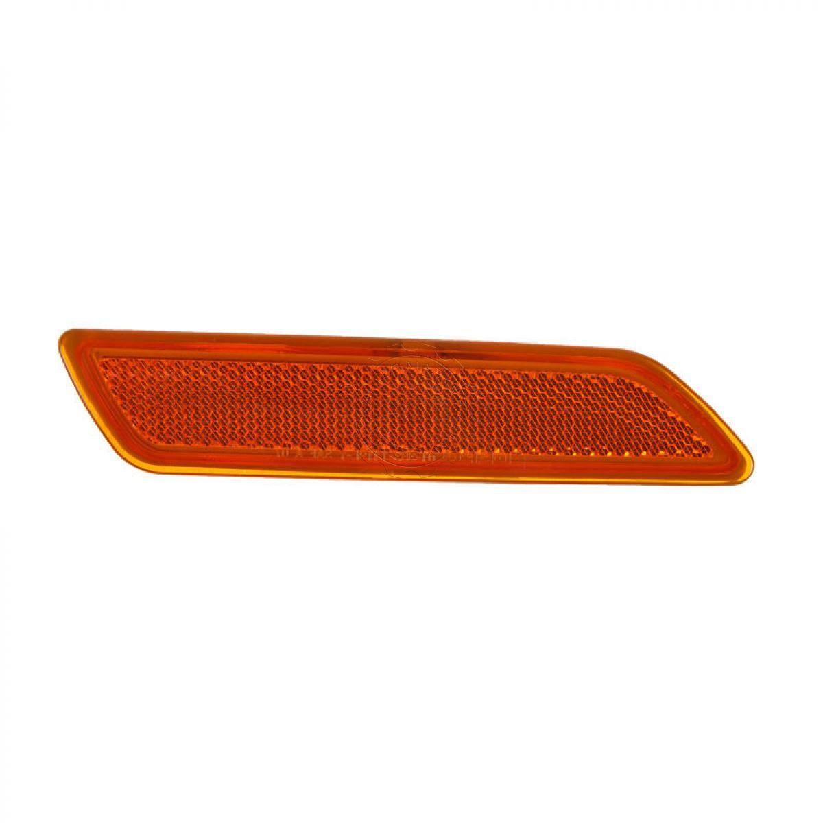 コーナーライト Front Side Marker Light Reflector Right RH for Sebring Sedan Convertible フロントサイドマーカーライトリフレクターRight RH Sebringセダンコンバーチブル用