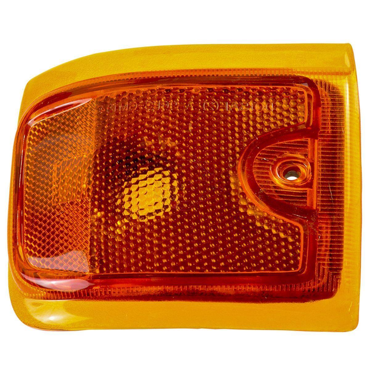 コーナーライト Lower Side Marker Parking Light Lamp Right Passenger RH for 96-02 GMC Savana Van 下側サイドマーカー点灯ライトランプ右乗客RH for 96-02 GMC Savana Van