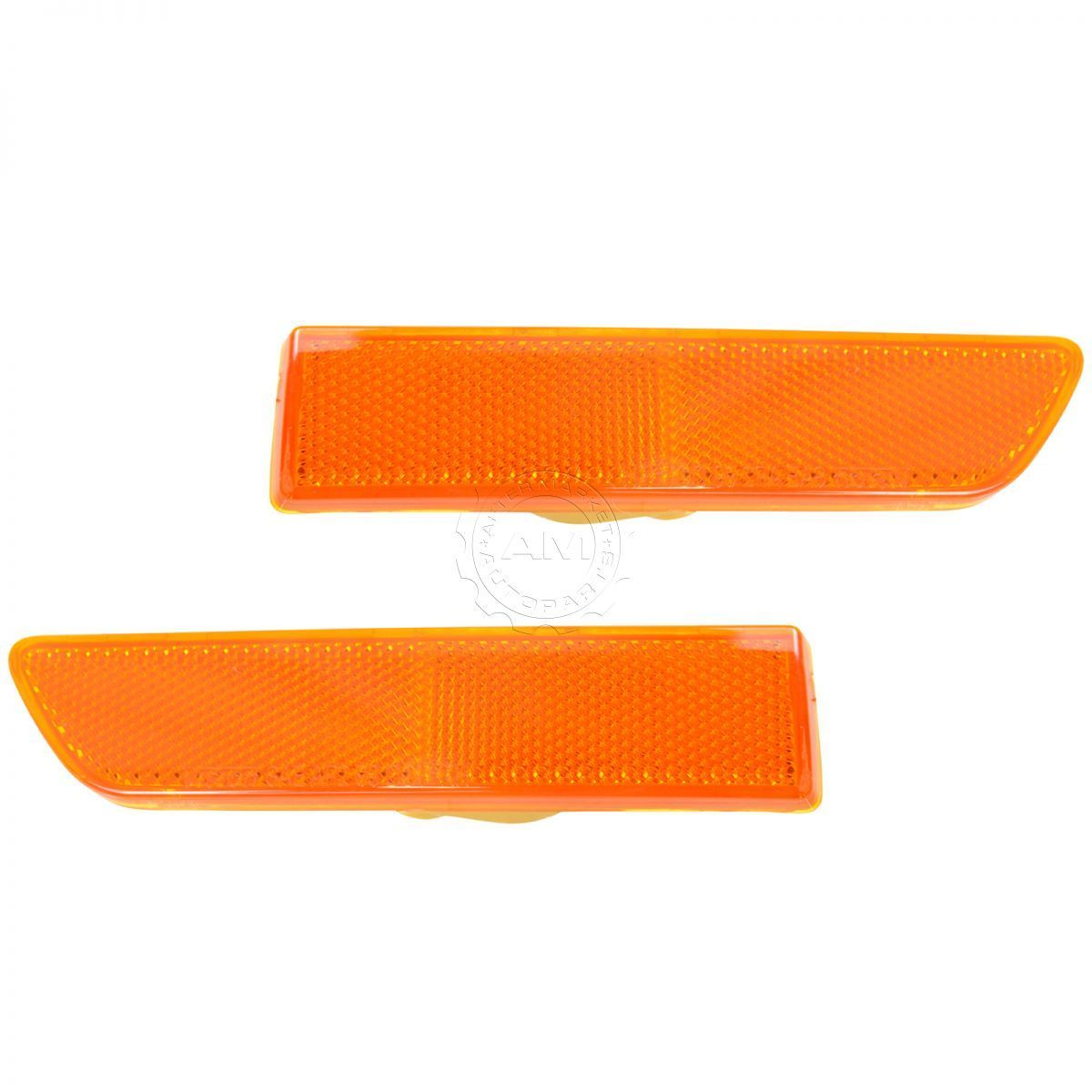 コーナーライト Turn Signal Side Marker Parking Signal Light Lamp Pair Set for 01-03 Elantra ターンシグナルサイドマーカーパーキング信号ライトランプペアは01-03 Elantraのために設定