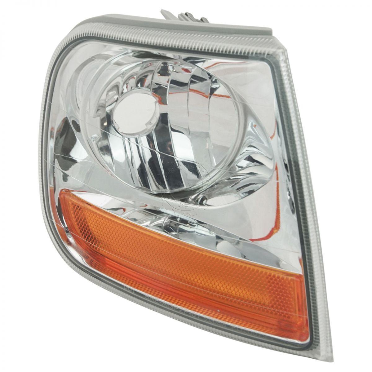 New Fog Light Lamp Driver or Passenger Side F150 Truck RH LH Driver//Passenger