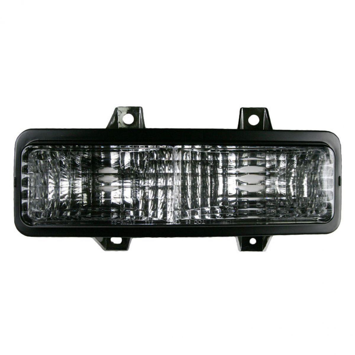 コーナーライト Side Corner Parking Light Passenger RH for Chevy Blazer Van GMC Jimmy R2500 シェビー・ブレイザー・バンGMCジミーR2500のサイド・コーナー・パーキングライト・インパイヤーRH