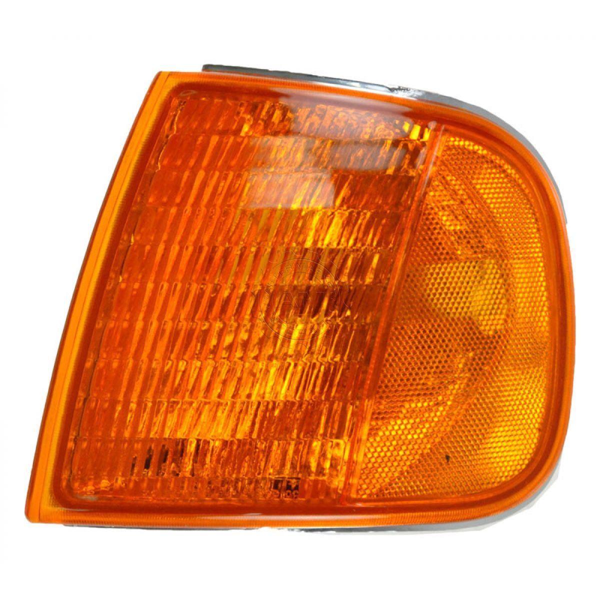 コーナーライト Corner Parking Light Left Driver Side LH for 04 Ford F150 Heritage Pickup Truck コーナーパーキングライト左側のドライバーサイドLH for 04 Ford F150 Heritage Pickup Truck