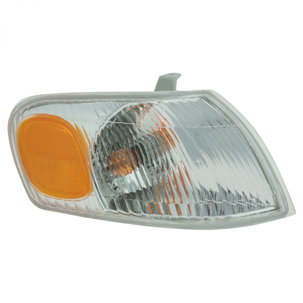 コーナーライト Corner Parking Turn Signal Light Lamp Passenger Side Right RH for 98-00 Corolla コーナーパーキングターンシグナルライトランプ助手席側右RH for 98-00 Corolla
