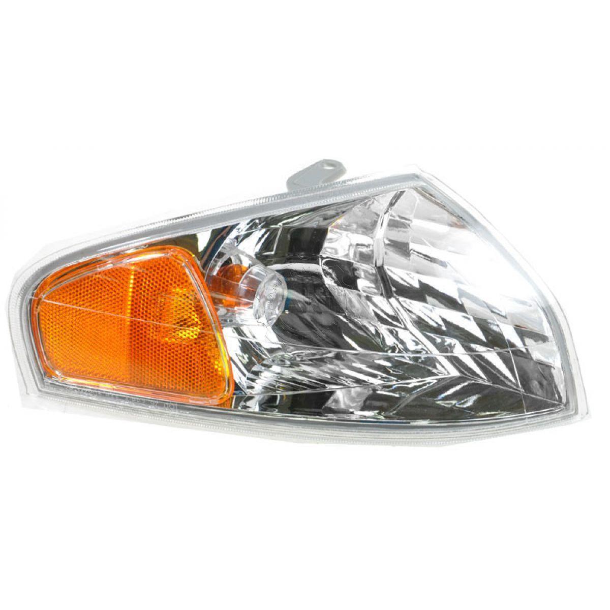Corner Parking Marker Turn Signal Lamp Light RH Right Side for 92-93 Accord