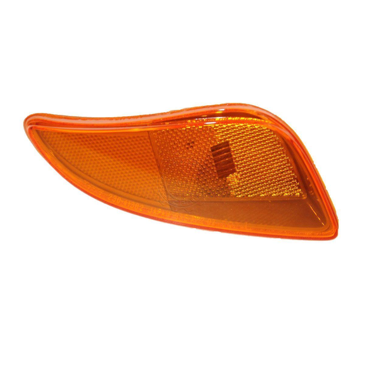 コーナーライト Side Marker Light Lamp Driver Side Left LH LF for 09-13 Mazda Miata サイドマーカーライトランプドライバ側LH LF 09-13 Mazda Miata用