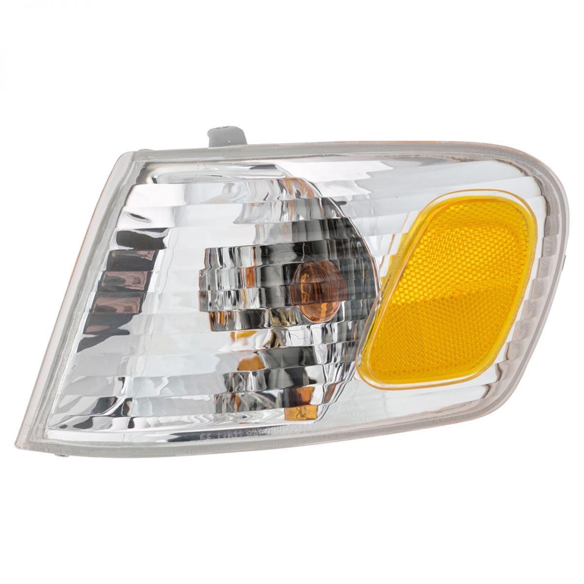 Side Marker Corner Parking Light Lamp Driver Left LH For Nissan Xterra Frontier