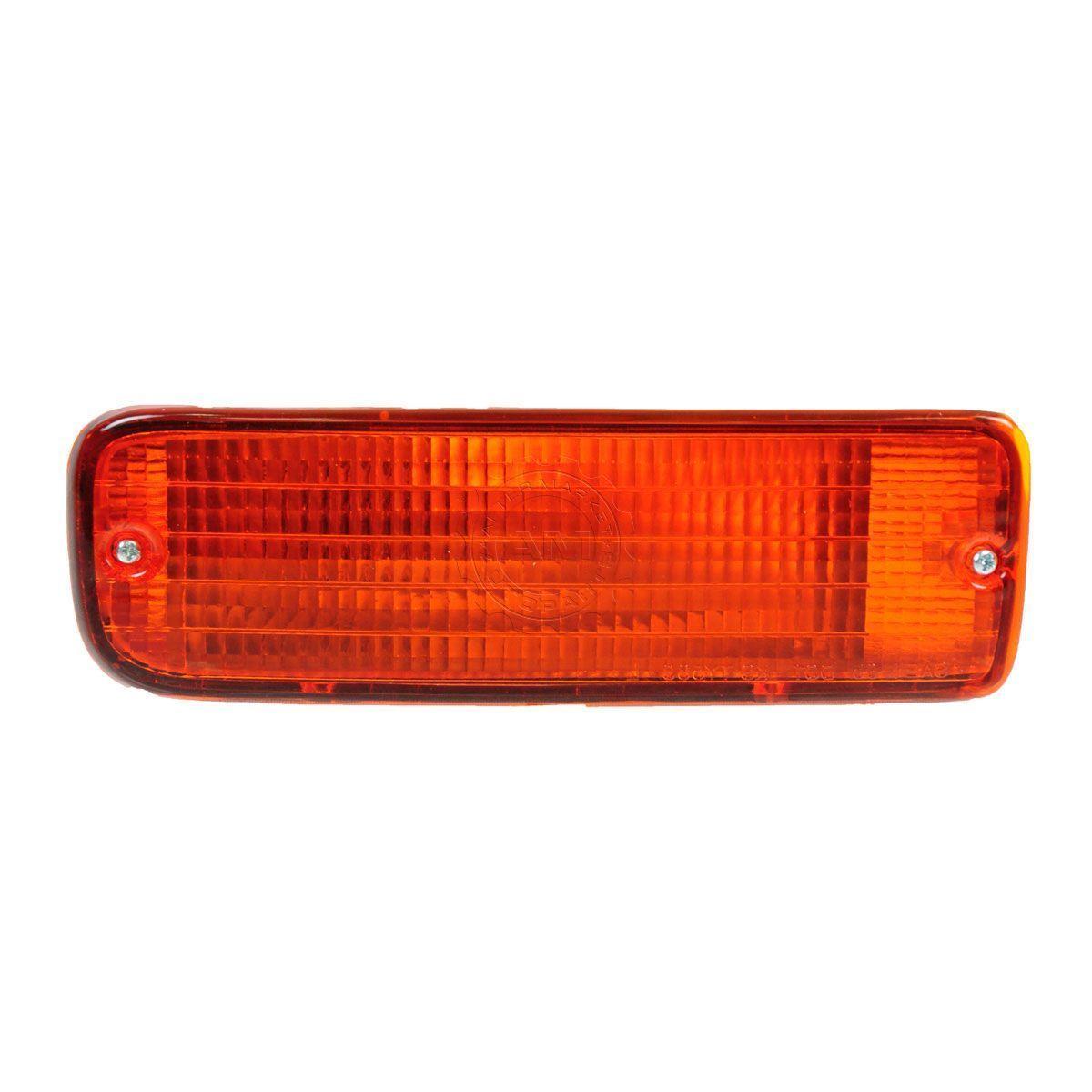 コーナーライト Bumper Mounted Parking Light Right Passenger Side for 96-98 4Runner 4 Runner バンパーは、96-98 4Runner 4 Runner