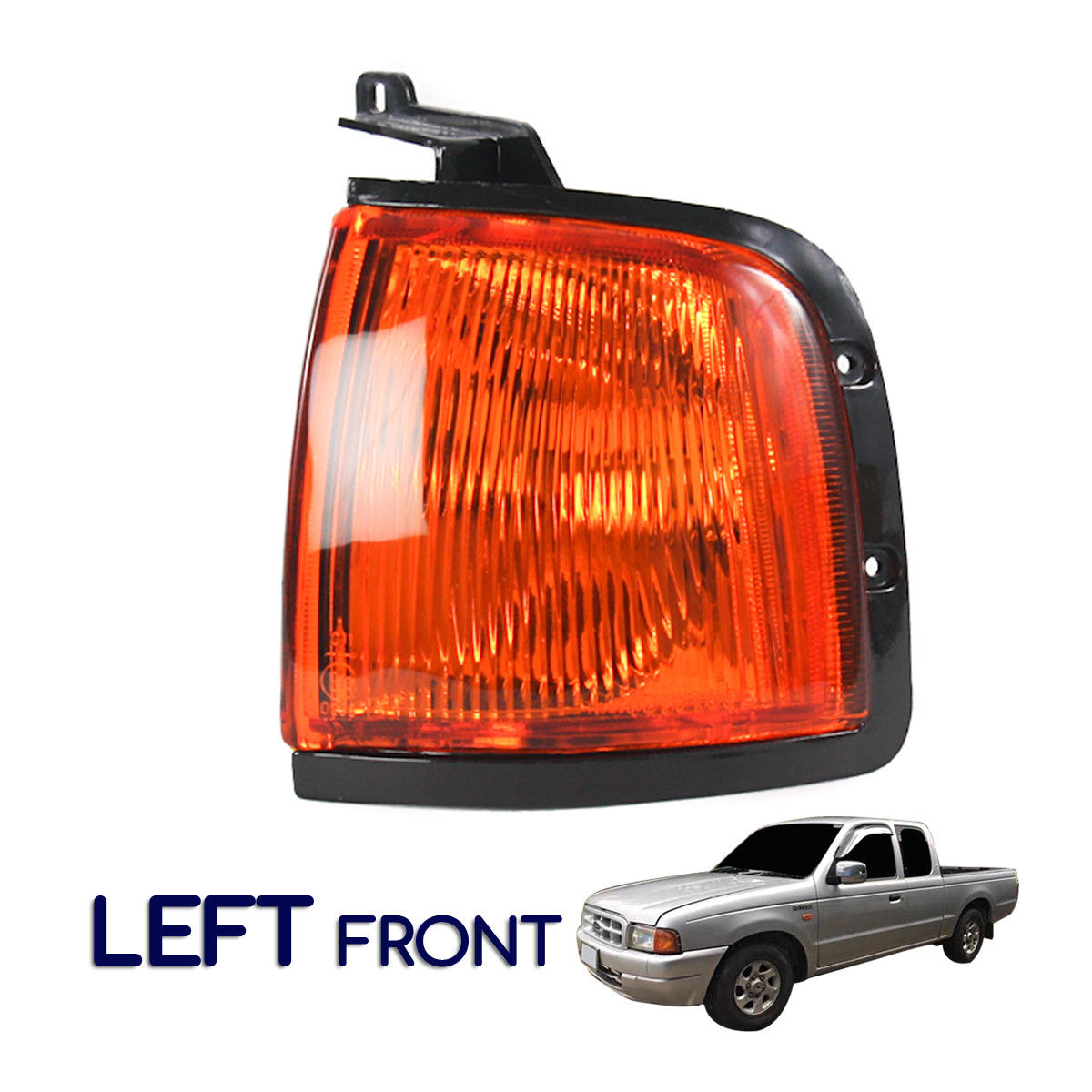 USコーナーライト Corner Lights Turn Indicator Lamp Left Fits Ford Ranger Pickup Truck 1999-2002 コーナーライトターンインジケーターランプ左Ford Ranger Pickup Truck 1999-2002